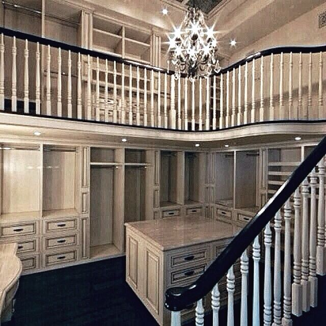 Merveilleux Two Story Closet! Omg The Things I Could Have In This Would Be Magical