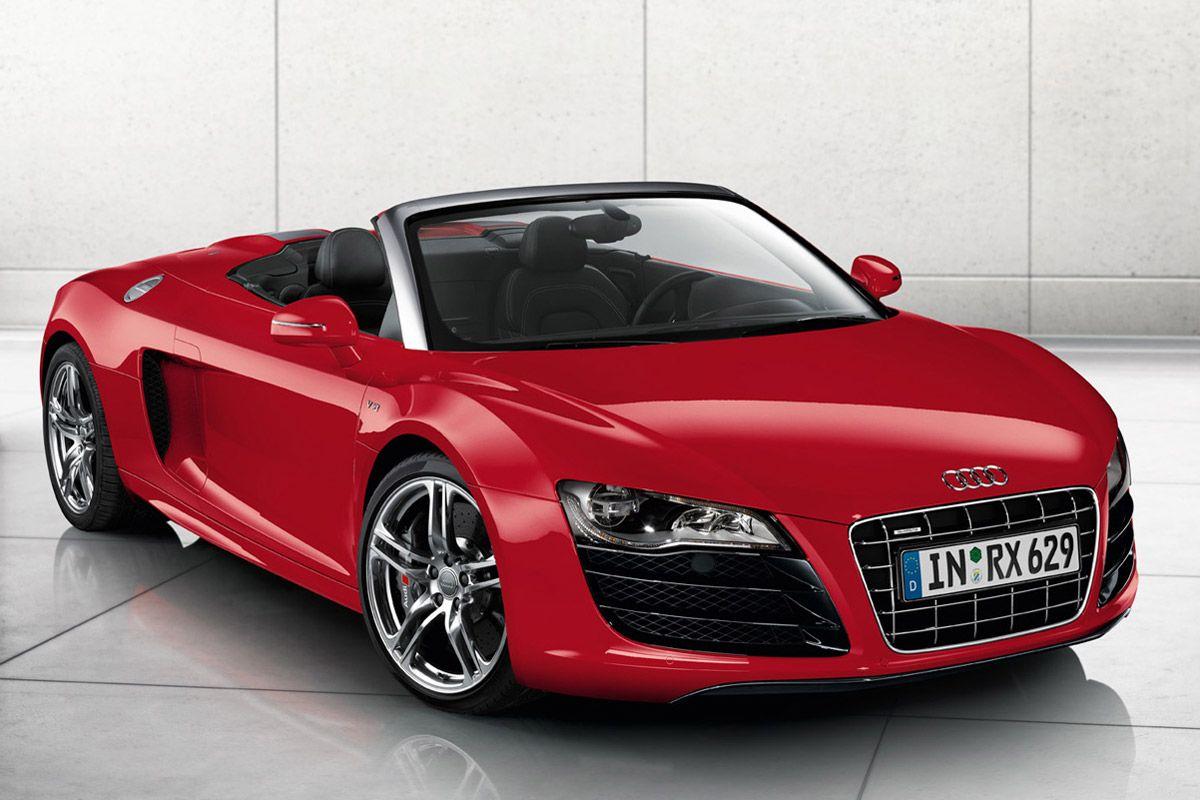 Audi R8 Spyderwantwant bad  Vrooom baby  Pinterest