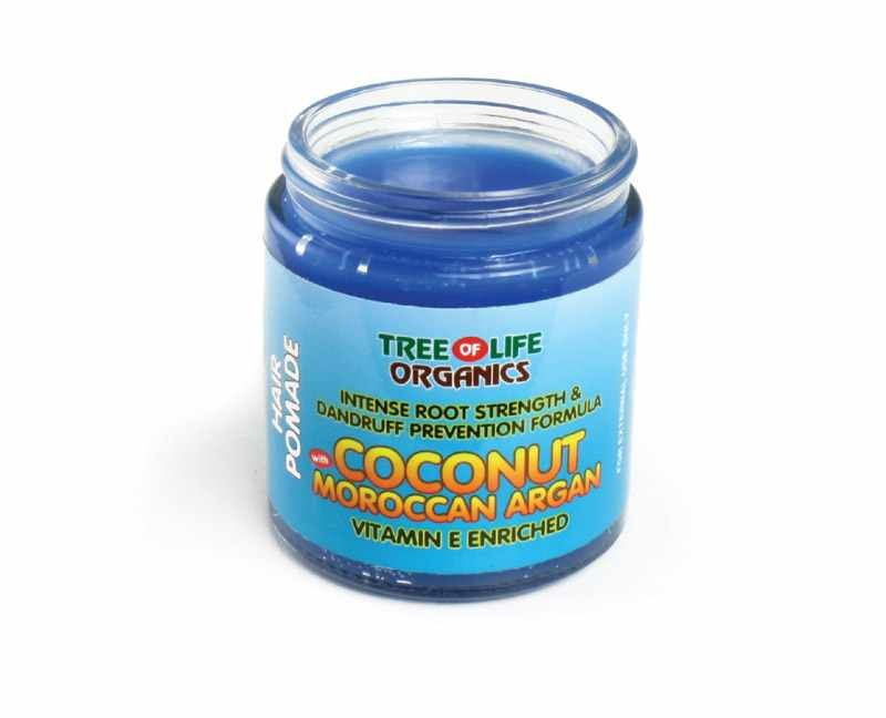 Coconut Moroccan Argan Hair Pomade Coconut Oil Hair Mask