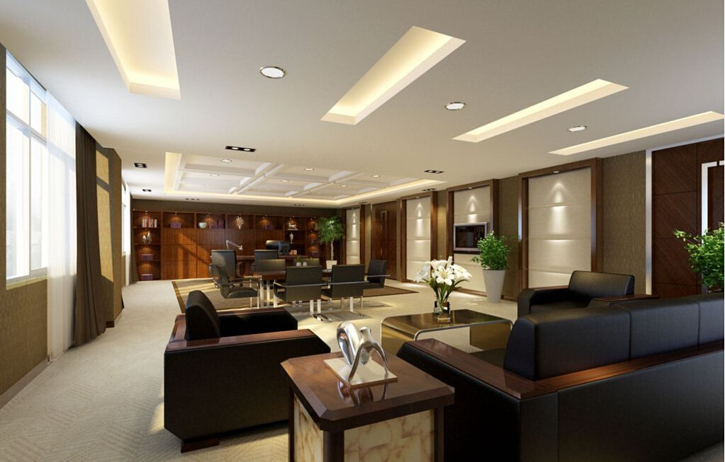 Ceo Office Design: Pin By Giang HTH On Interior