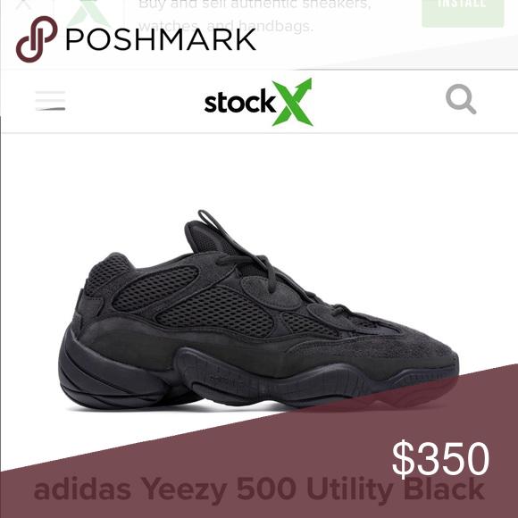 b27afa10328f3 Adidas Yeezy 500 Utility Black size 11 Brand new in box with receipt! Yeezy  Shoes Sneakers
