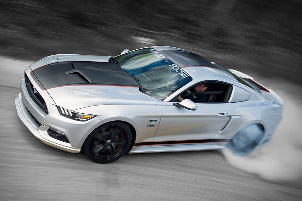MMD x Chip Foose Ford Mustang GT