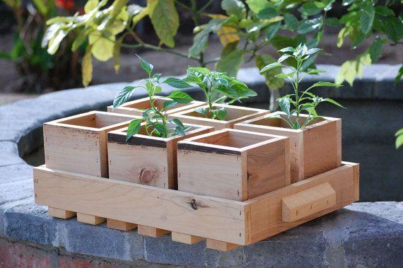 macetas de madera - Buscar con Google | Proyectos | Pinterest ...