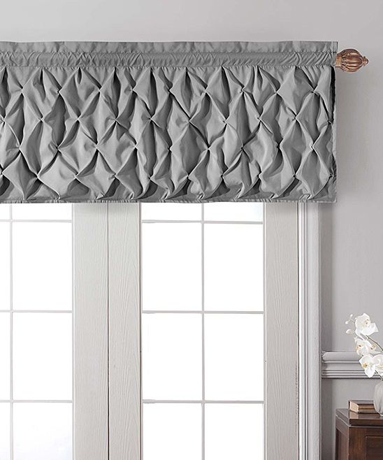Contemporary Kitchen Curtains And Valances: Custom Window Treatment Ideas