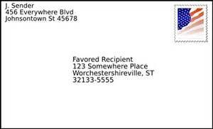 Letter Envelope Layout  Bing Images  Letter Envelope Layout