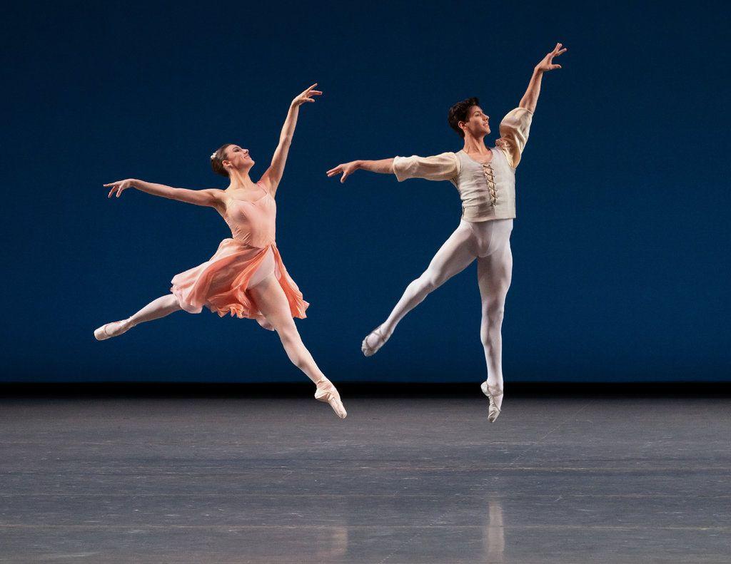 At New York City Ballet Balancing The Art Of Transition City Ballet Dance Photography Ballet