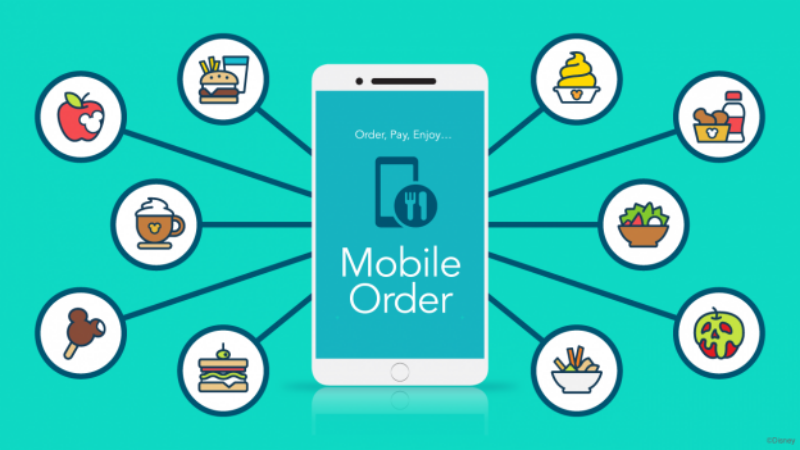 Mobile Order navigation is now easier with a new design in