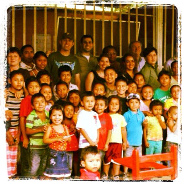Stop Hunger Now in Nicaragua