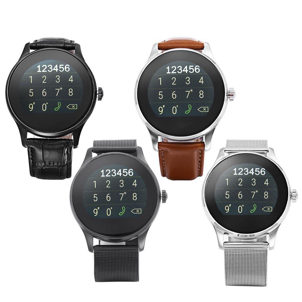 Original K88H Smart Watch, Bluetooth, Heart Rate Monitor