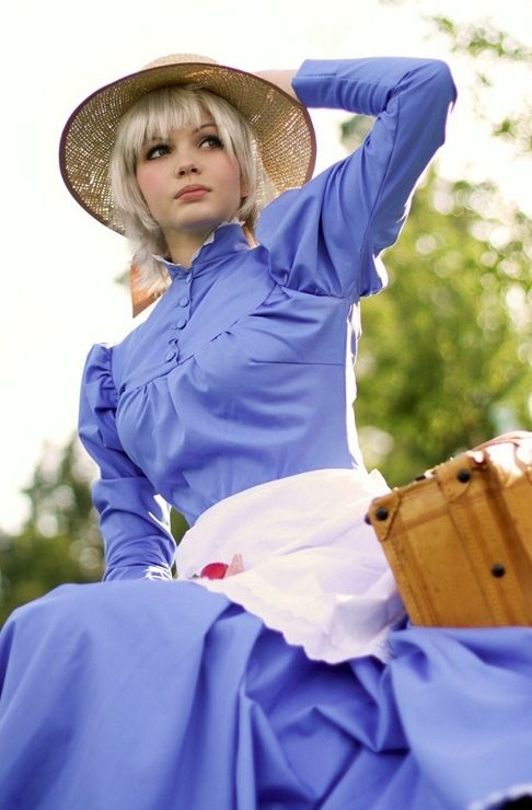 Sophie from Howl's Moving Castle | cosplays | Pinterest ...