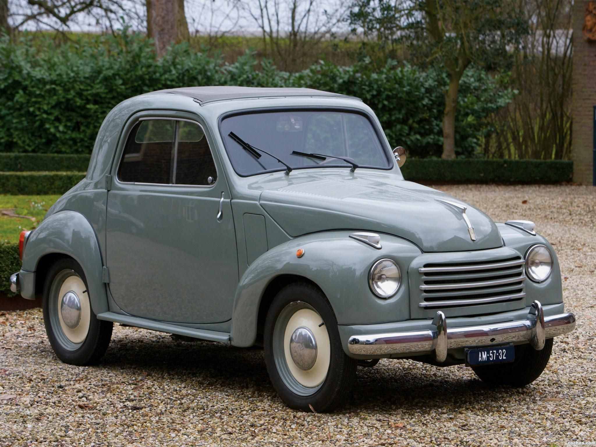 Fiat 500c Topolino 1949 1955 Good Production Year Same Like Me