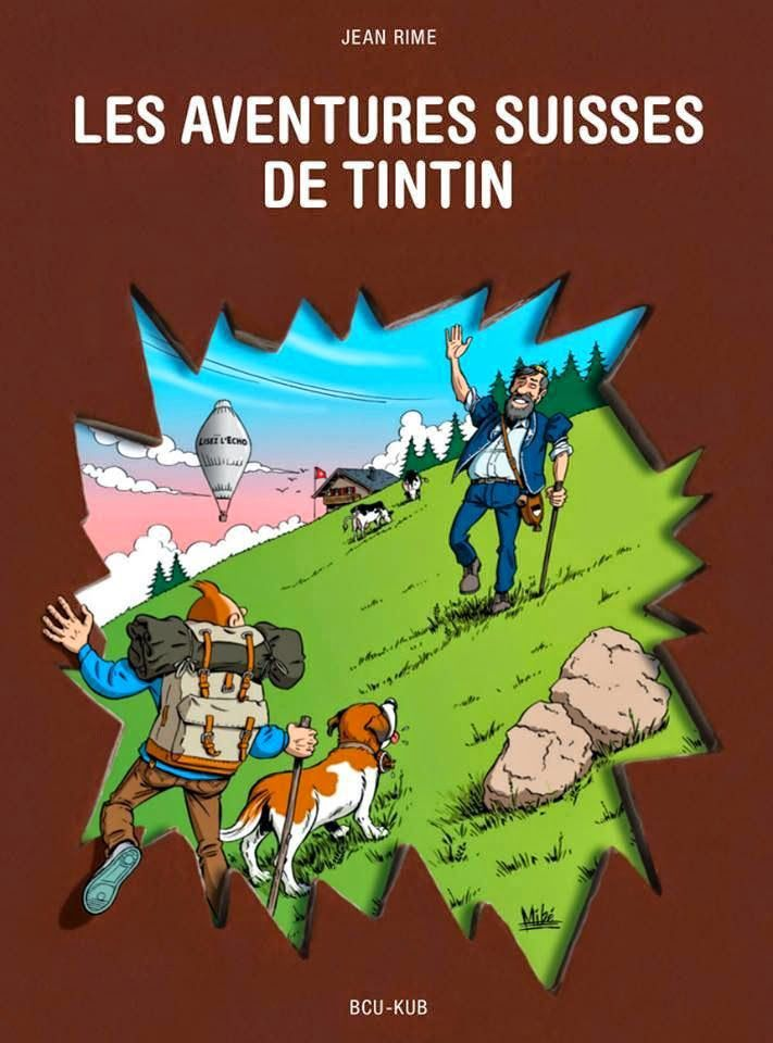 Epingle Par Marianne Piret Sur Tintin Pastiches Et Parodies