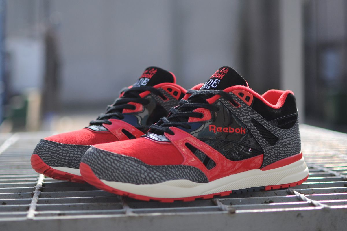 the latest 285fa 19b47 LimitEDitions x Reebok Ventilator