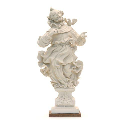 São Francisco de Assis  Arraste para compartilhar    David Magalhães - BA  Cerâmica  48 cm