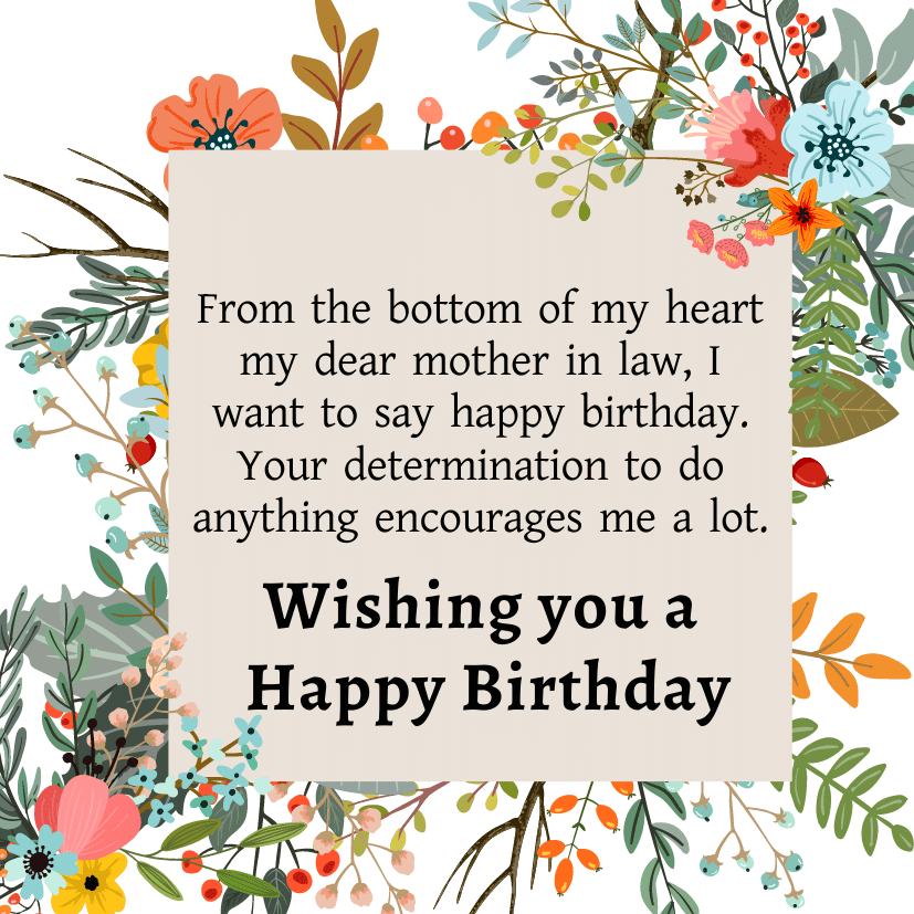 101 Best Birthday Messages For Mother In Law Birthday Wishes For Mother Birthday Message For Mother Nice Birthday Messages
