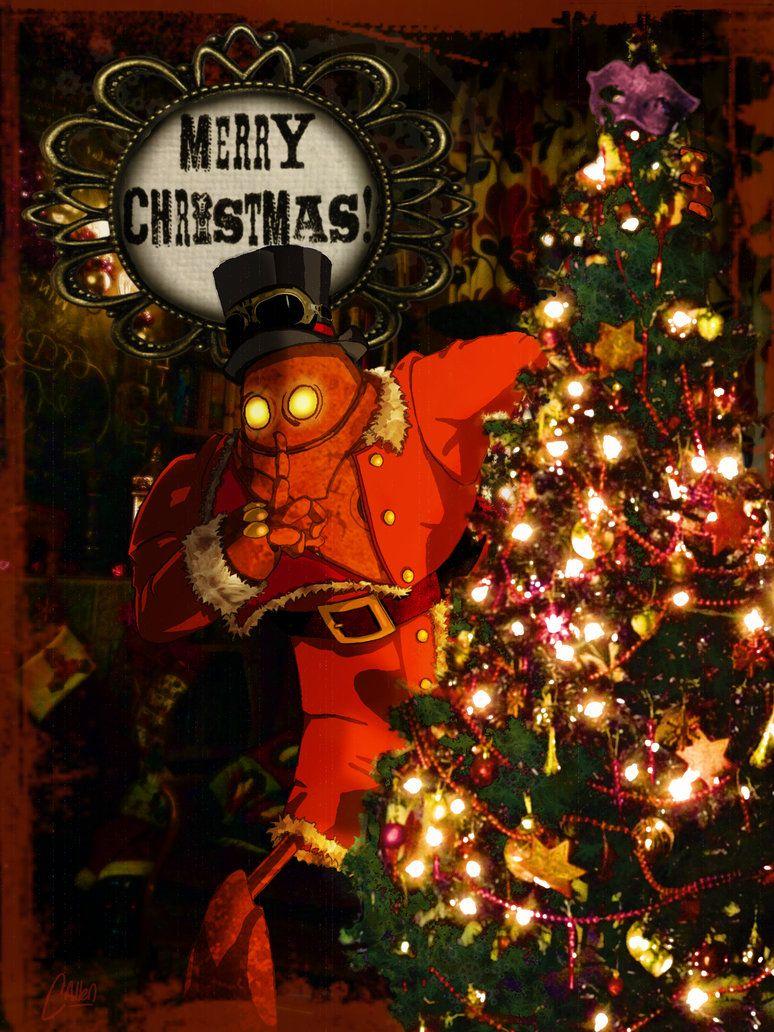 ʂŧɘąɱ ~ ❄☃ Steampunk Victoriana Christmas ☃❄ ~ Have Yourselves a Very Steampunk Christmas by CapnDred