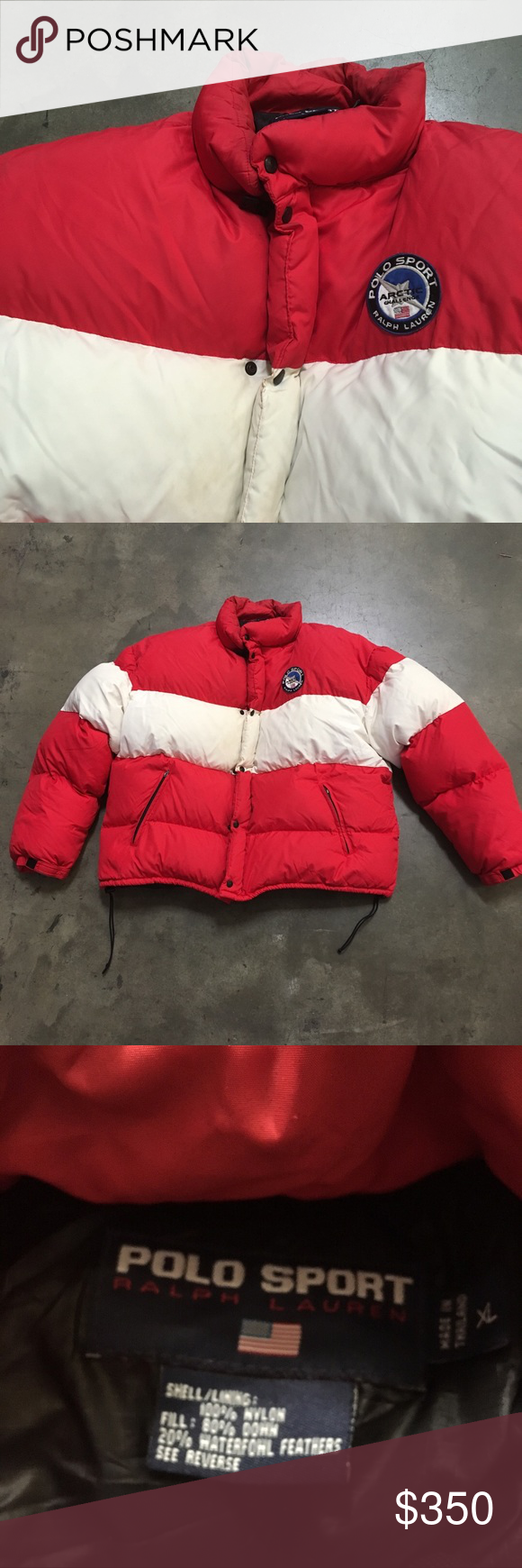 Polo Sport Arctic Challenge Vintage Puffer Jacket Polo Sport Arctic Challenge Vintage Puffer Jacket Polo By Ralph L Puffer Jackets Ralph Lauren Jackets Jackets [ 1740 x 580 Pixel ]