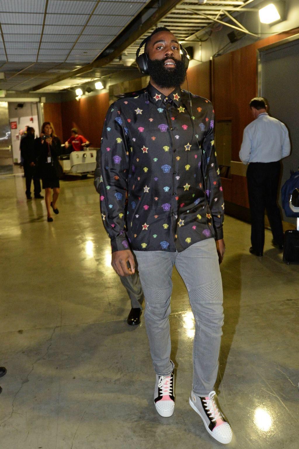 e7866ca62e Nba Fashion, James Harden, Nba Playoffs, Houston Rockets, Basketball Teams,  Nba