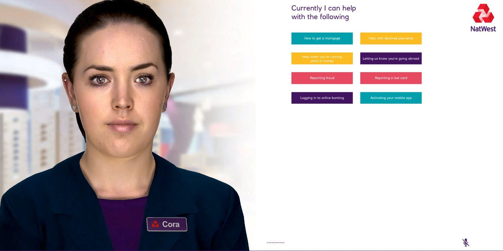 Natwest Begins Testing Ai Driven Digital Human In Banking First