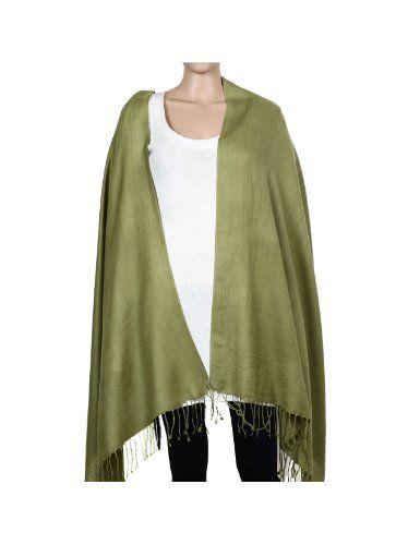 Super remise Beau design sélection mondiale de Grande écharpe chaude en laine pour hiver - Châle femmes ...