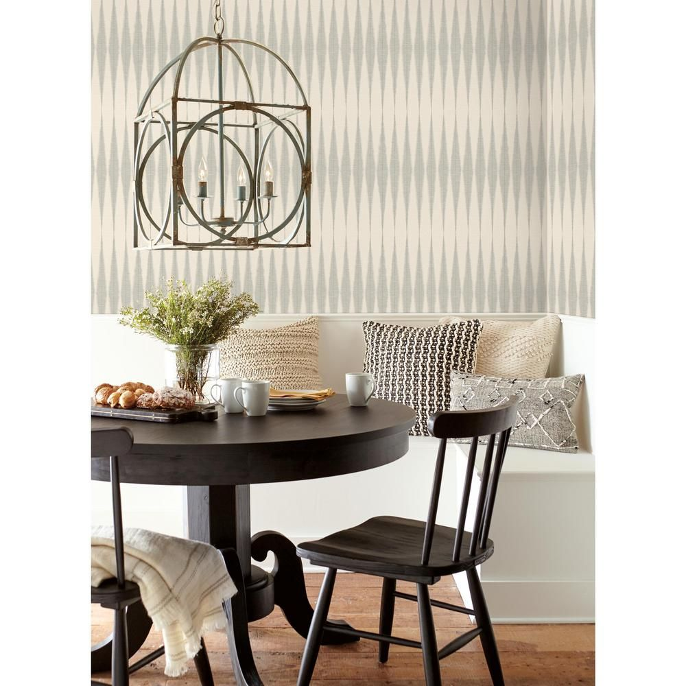 Magnolia Home By Joanna Gaines Handloom Paper Strippable Wallpaper Covers 56 Sq Ft Me1544 The Home Depot Magnolia Homes Home Wallpaper Home Decor