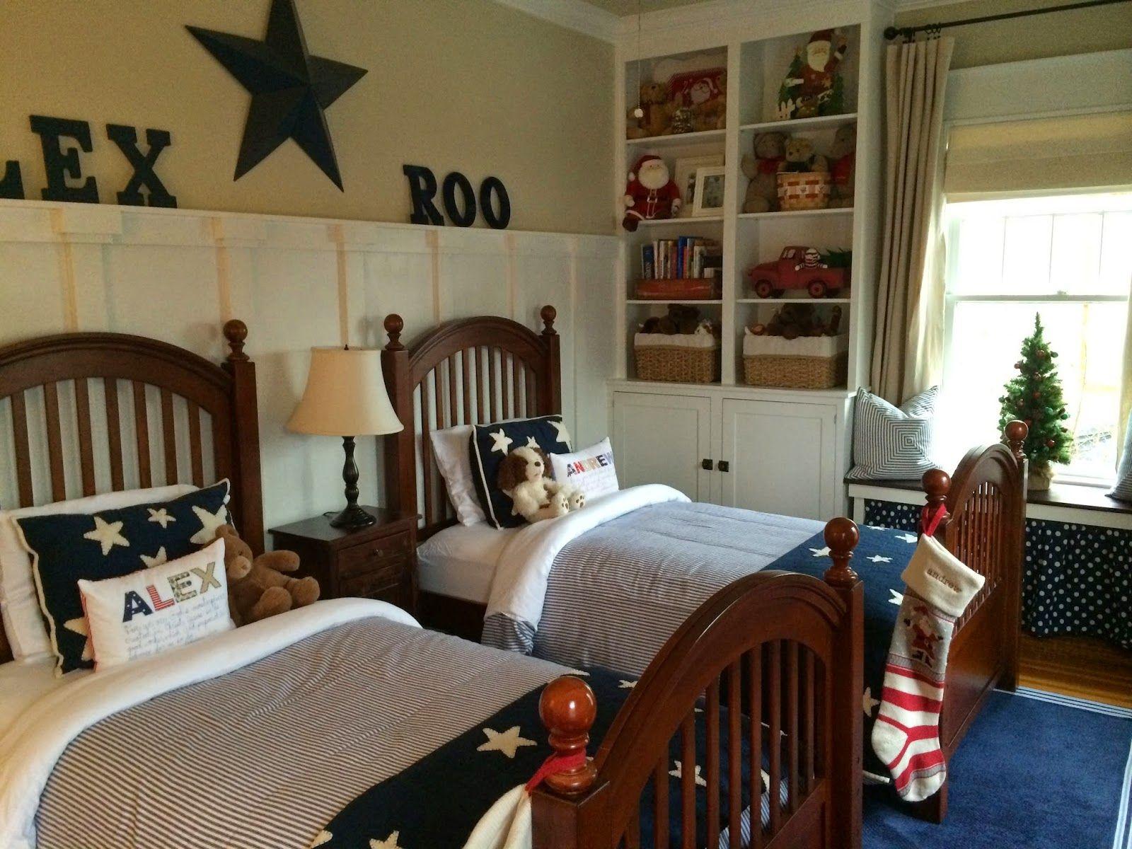 cute boy's room