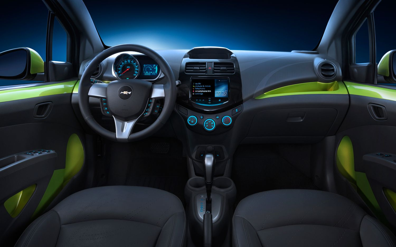 chevy spark interior - Google Search | Cars and Accessories | Pinterest