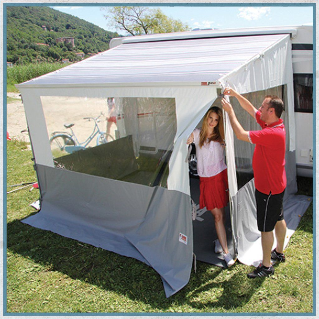 Fiamma Blocker Pro Front Awning Panel Awning Panel Siding Classic Campers