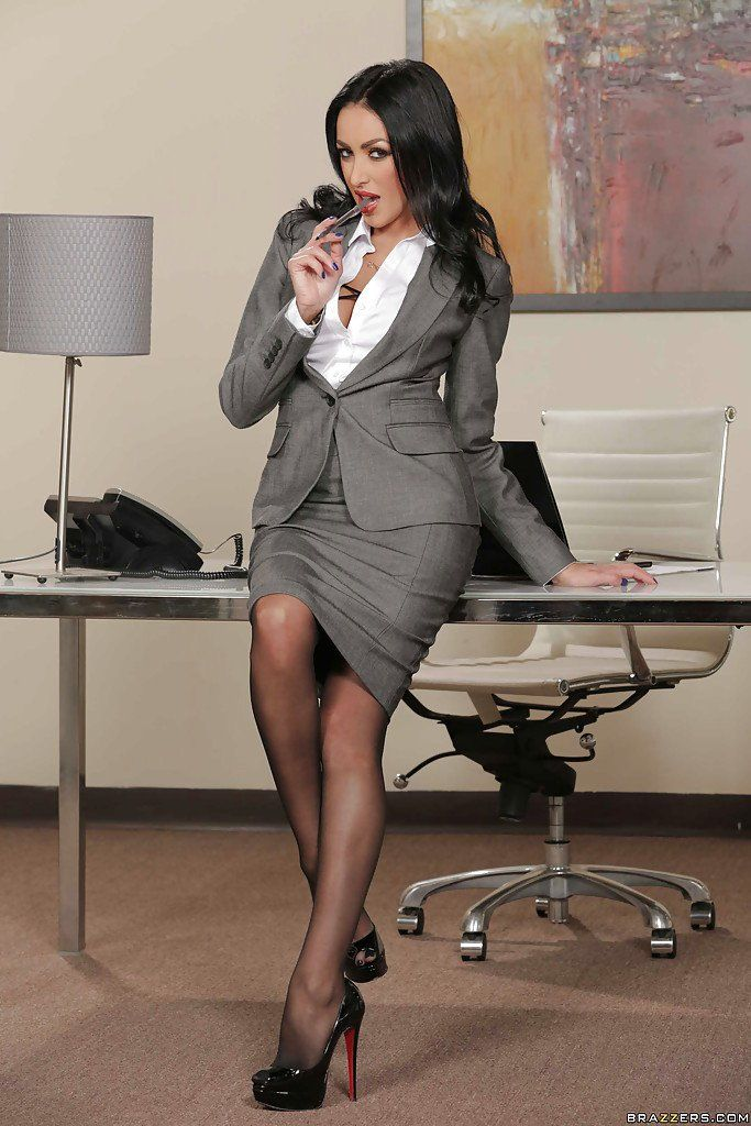 sexy office girl