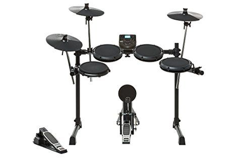 Alesis Dm6 Nitro Kit Eightpiece Compact Beginner Electronic Drum