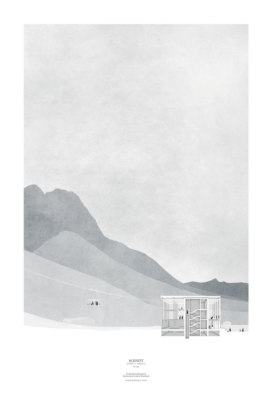 Reconocimiento para Florian Rothermel - Arquitectura de becas Vectorworks (D, A)-#arquitectura #beca