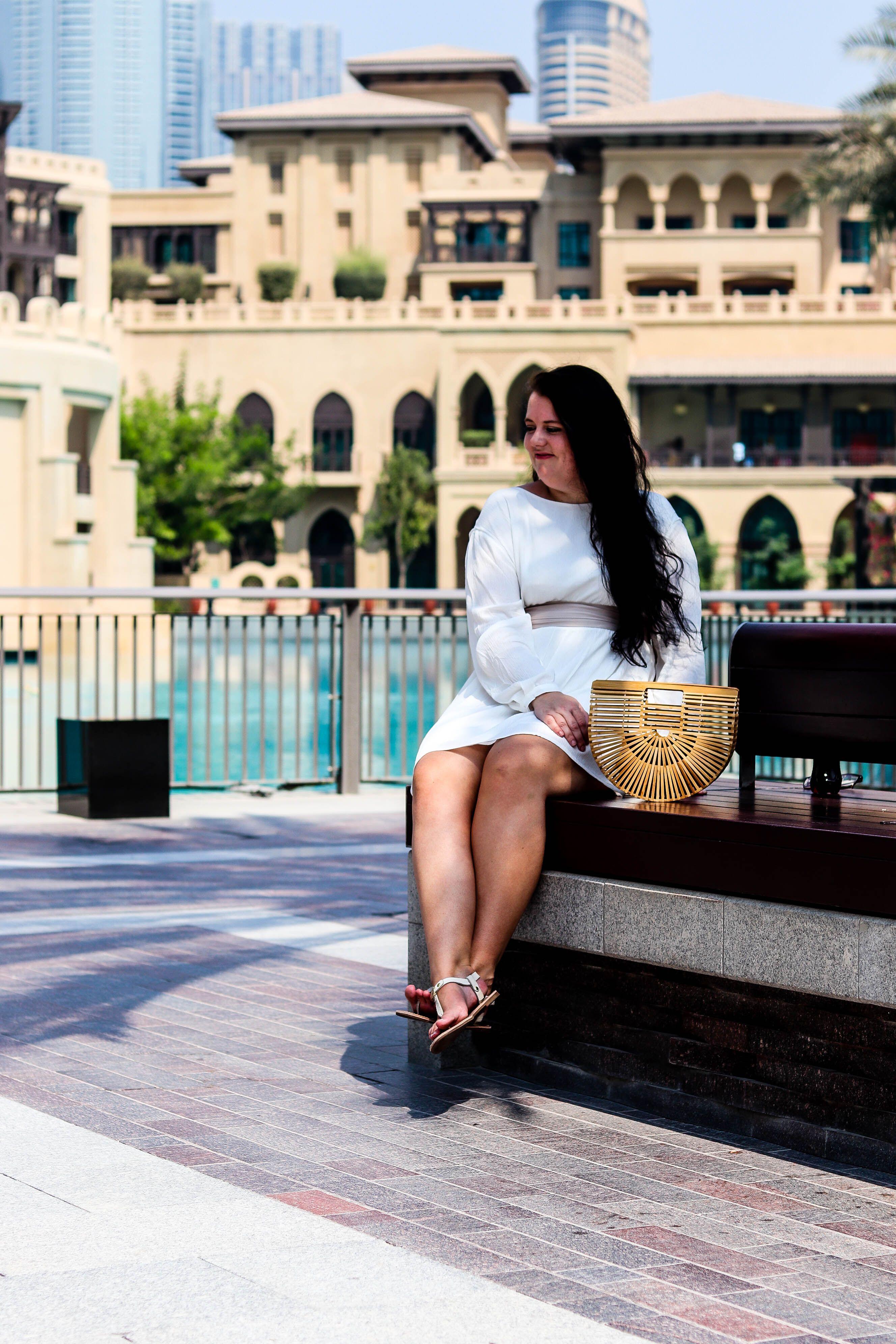 Was Ziehe Ich In Dubai An Dubai Outfit Das Knie Glamour Und