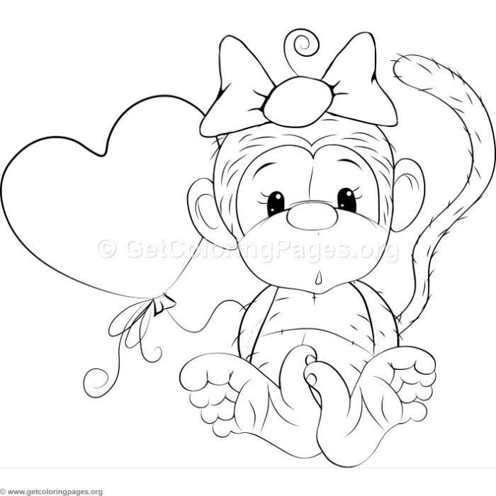Pin By Todos Con Las Manos On Ultimate Coloring Pages Monkey Coloring Pages Cute Coloring Pages Baby Coloring Pages