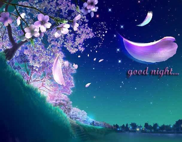 Good night wallpaper good nite pinterest image fun and dil se good night wallpaper voltagebd Images