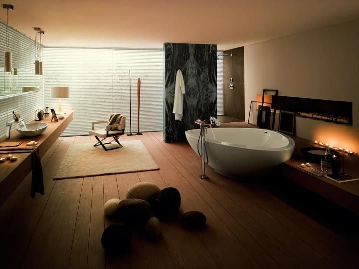 Axor Massaud - A bathroom collection for all nature lovers. Read more on: http://www.hansgrohe-int.com/810.htm