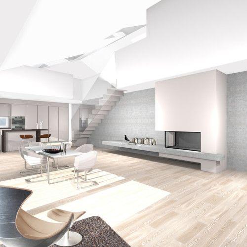 Magnifique attique en duplex de 5 5 pièces avec vue panoramique lot b5 echandens