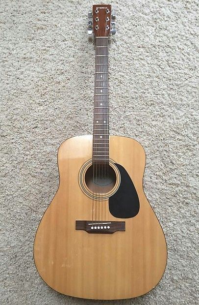 Yamaha Eterna Ef 31 Acoustic Guitar Scott S Stringed Instruments Reverb Guitar Acoustic Guitar Acoustic