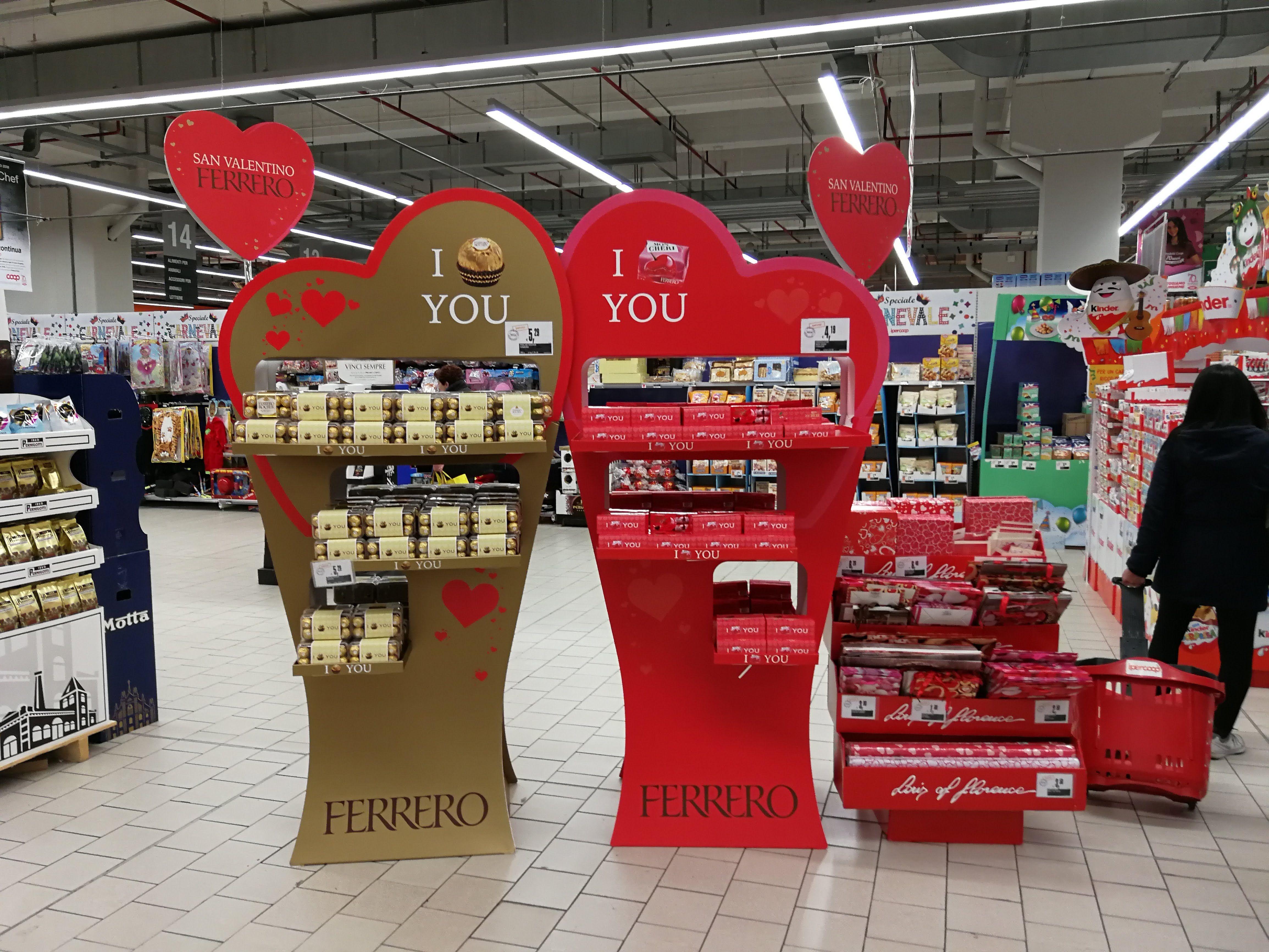 Ferrero San Valentino 2018 Mdf