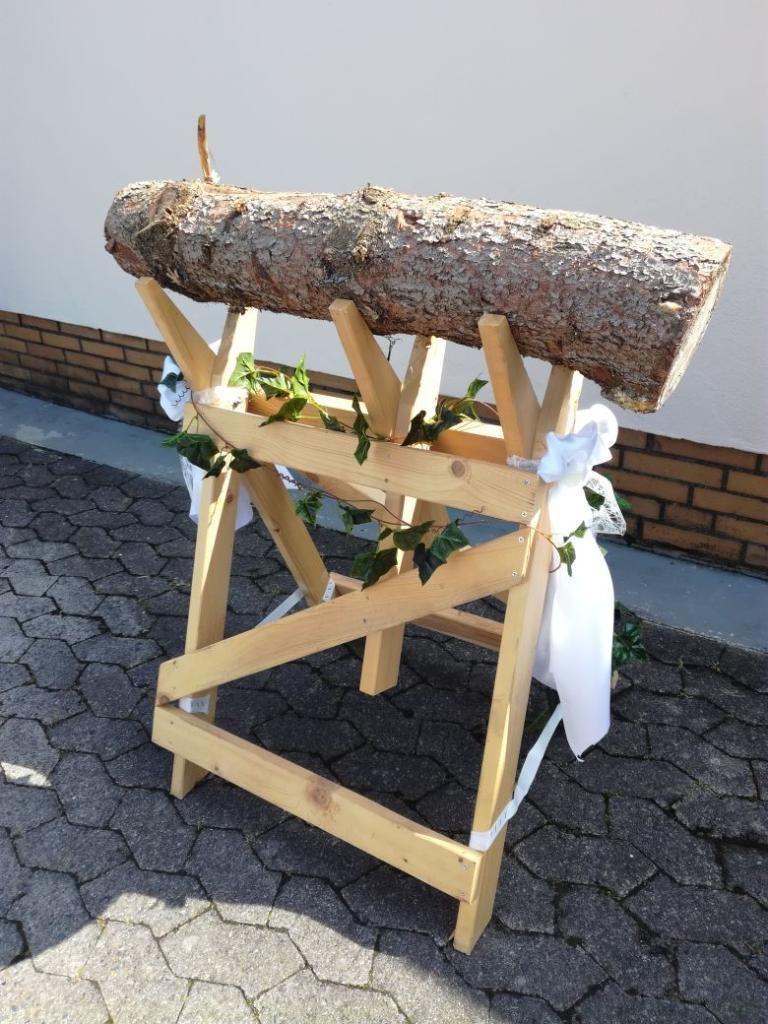 Tradition Baumstamm Und Sage Fur Die Hochzeit Hochzeit Brautigam Braut
