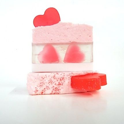 Valentines Day Soap! So cute!