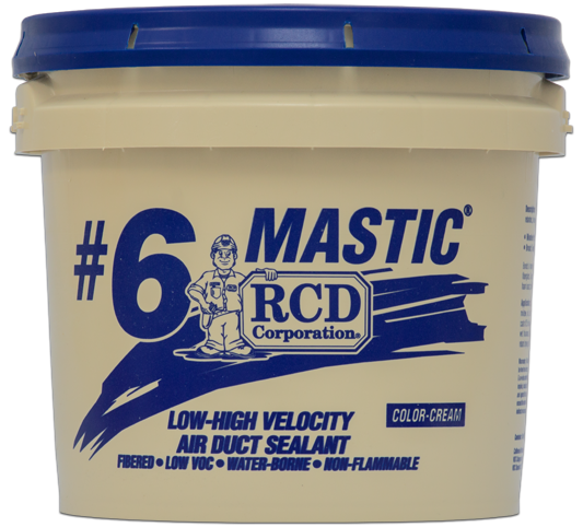 6 Mastic Low To High Velocity Air Duct Sealant Air Duct Sealant Duct