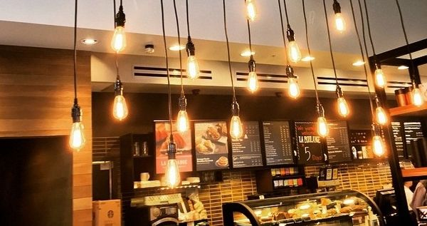 Edison bulbs commercial lighting ideas coffee shop lighting ideas edison bulbs commercial lighting ideas coffee shop lighting ideas ceiling lights aloadofball Images