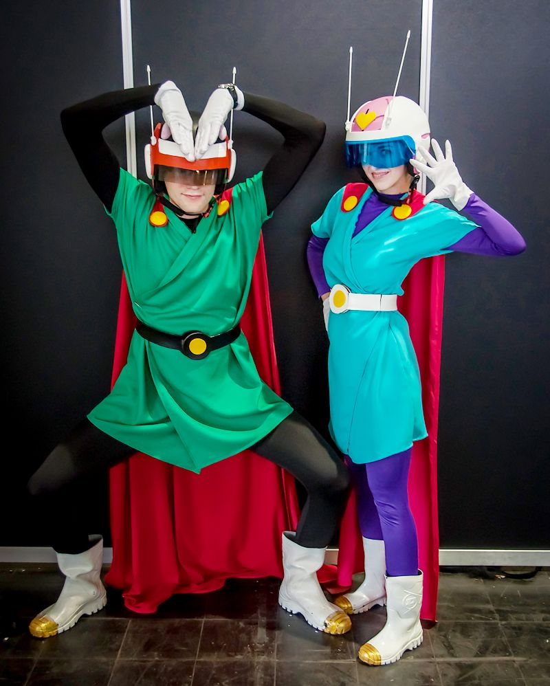 33+ Anime halloween costumes for couples ideas