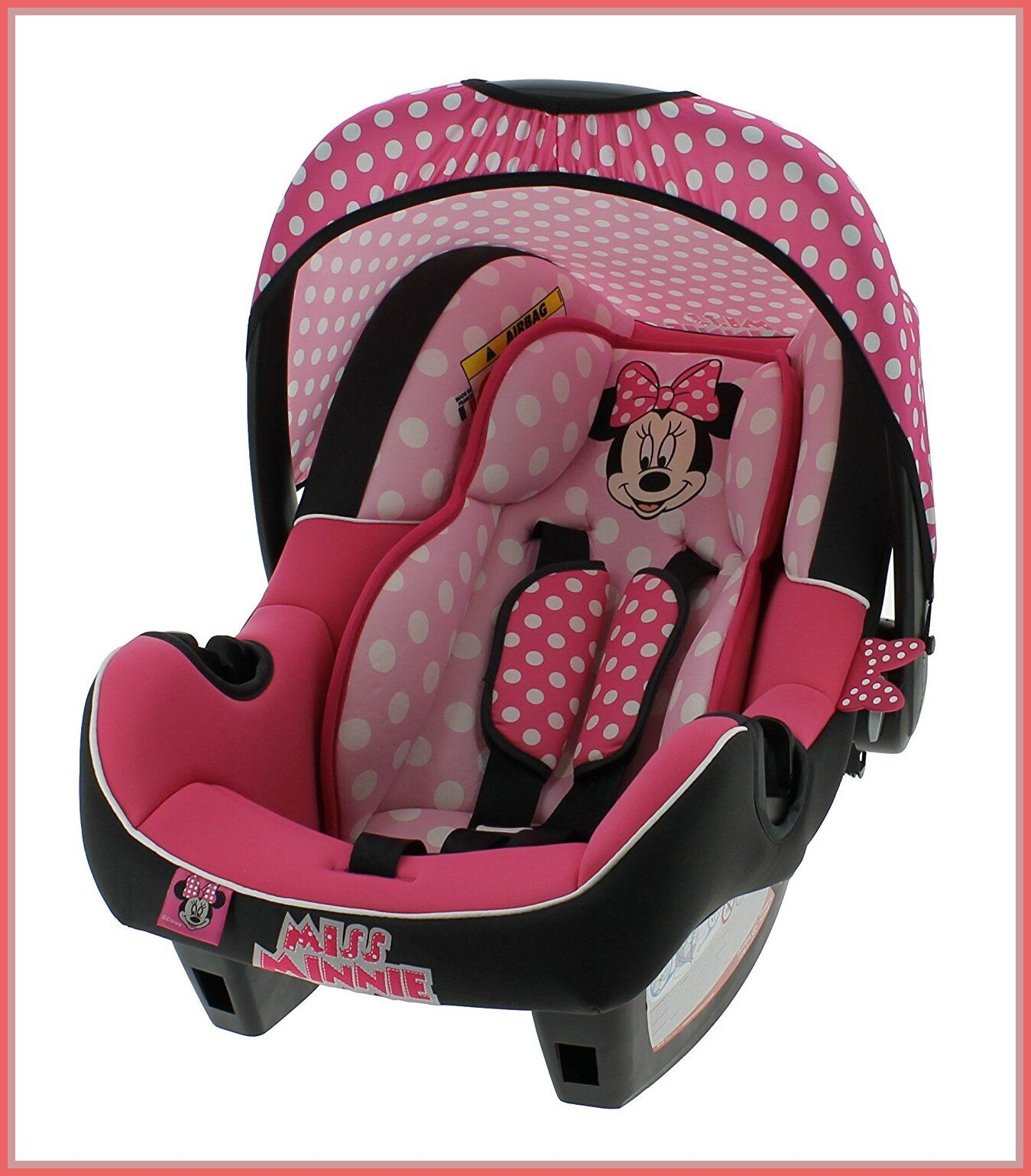 53 reference of minnie mouse infant car seat and stroller
