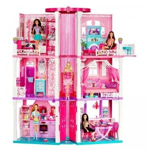 Barbie Life In The Dreamhouse Dreamhouse New Toys For Kids