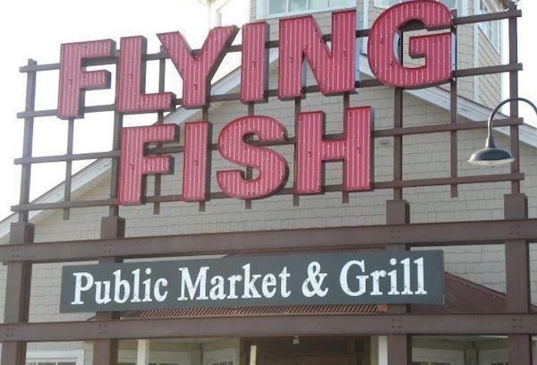 Flying Fish Public Market And Grill Public Market Myrtle Beach Restaurants Vacation Info