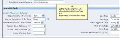 Oracle Applications  Fusion Blog Oracle R Internal Requisition