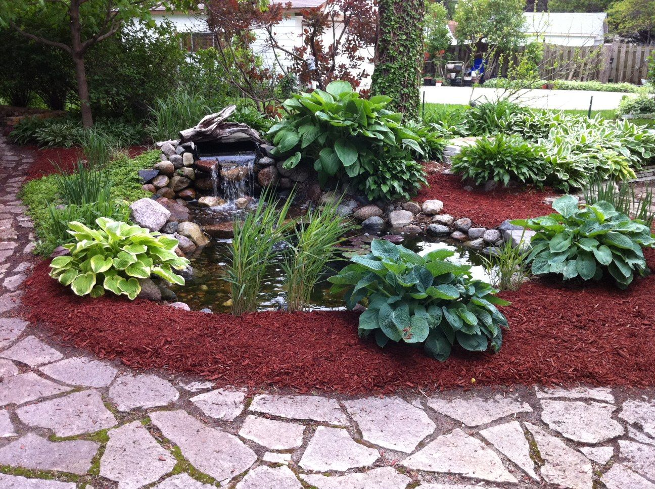 backyard ponds and waterfalls how to build