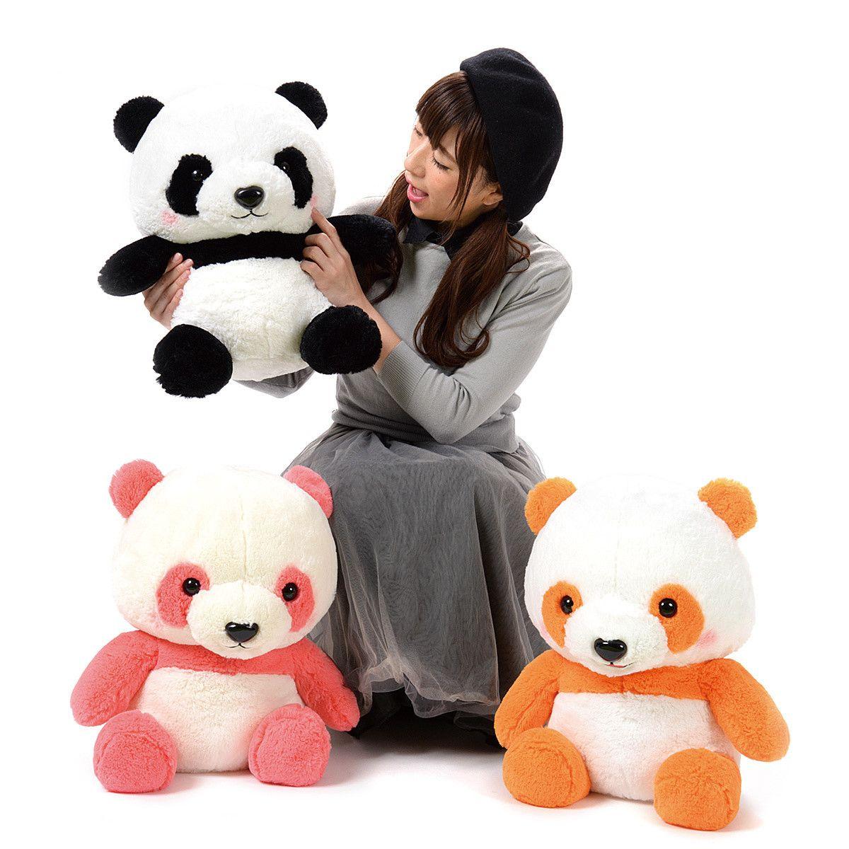 Honwaka Panda Baby Panda Plush Collection (Big) Panda