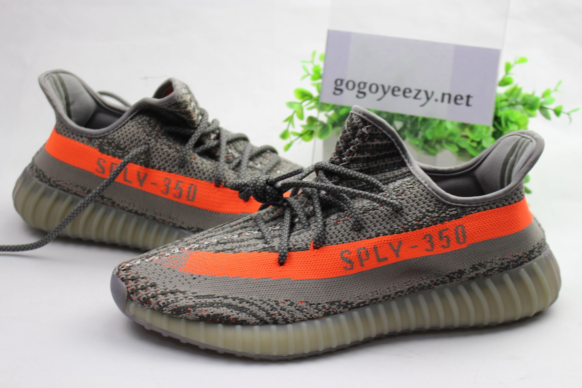 Adidas Yeezy 350 Boost Casual Green New Disbursement Unisex Low Running Shoes
